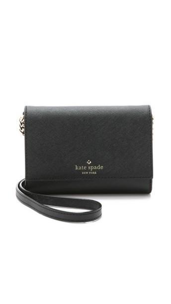 Kate Spade New York Cedar Street Cami Cross Body Bag - Black