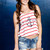 My Anchor Stripe Tank Top | Obsezz
