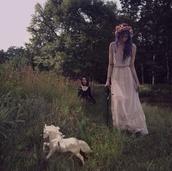 maxi dress,hippy dress,dress
