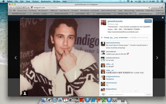 celebrity cute sweater cardigan jamesfranco mens wear franco