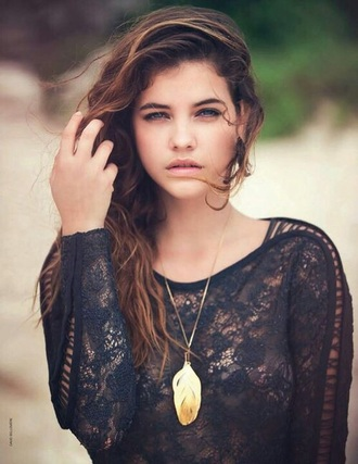 barbara palvin necklace jewels