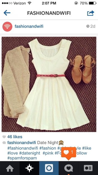 dress white dress white short dress