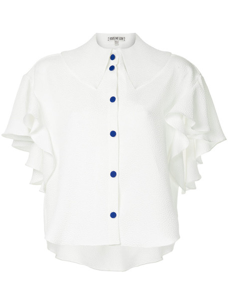Edeline Lee shirt women white top