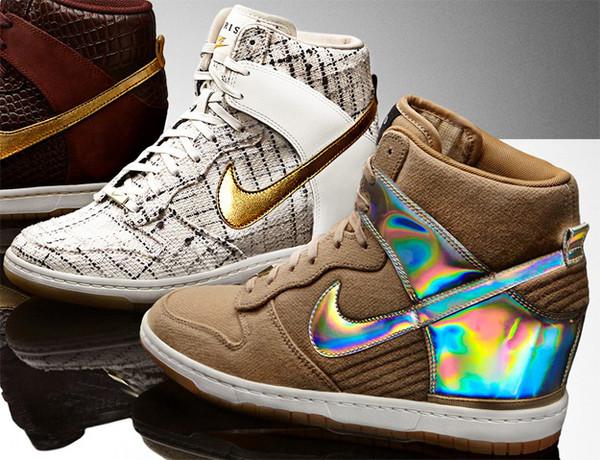 shoes dunk sky hi premium nike sneakers high top sneakers