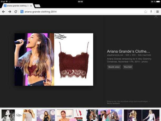 tank top wine red top ariana grande white crop top