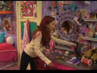underwear cat valentine sam & cat ariana grande
