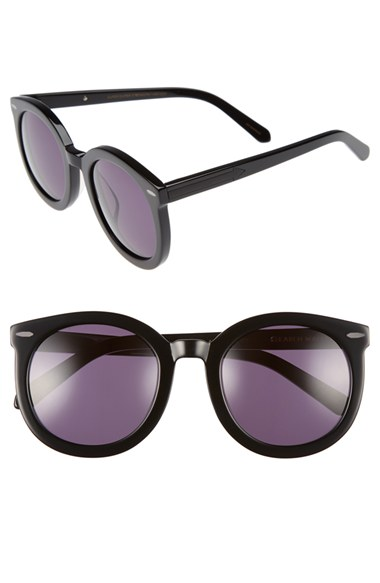 Karen Walker Alternative Fit Super Duper 59mm Sunglasses | Nordstrom