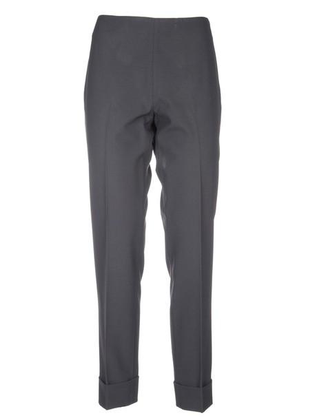 Peserico fit black pants