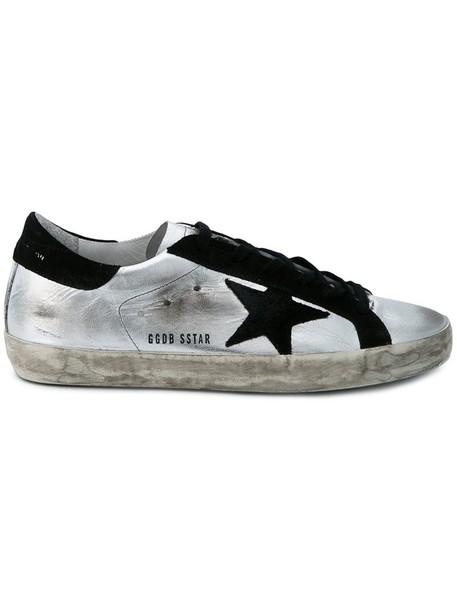GOLDEN GOOSE DELUXE BRAND sneakers metallic shoes