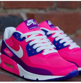 shoes nike pink