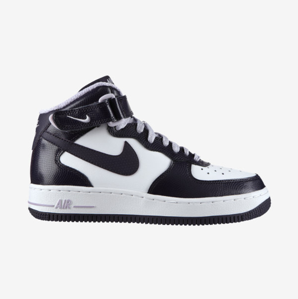 shoes nike air force 1 mid black white black and white nike air force 1