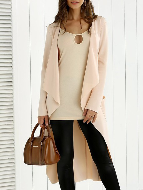 coat pink trench coat pastel pink trench coat pastel pastel pink pink trench coat asymmetrical