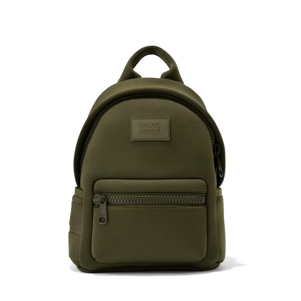 Dakota Backpack - Dark Moss - Small
