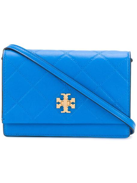 Tory Burch mini women bag mini bag leather blue