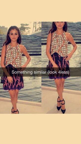 style selena gomez outfit