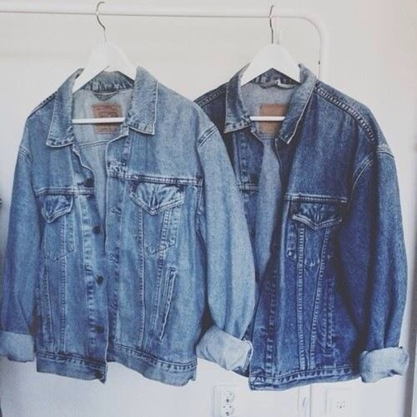 jacket vintage-inspired denim jacket vintage denim levi's