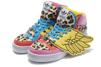 shoes adidas wings adidas multicolor