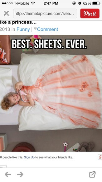 dress cute princess princess sheets bed pink dress