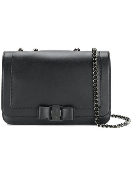 rainbow women bag crossbody bag leather black