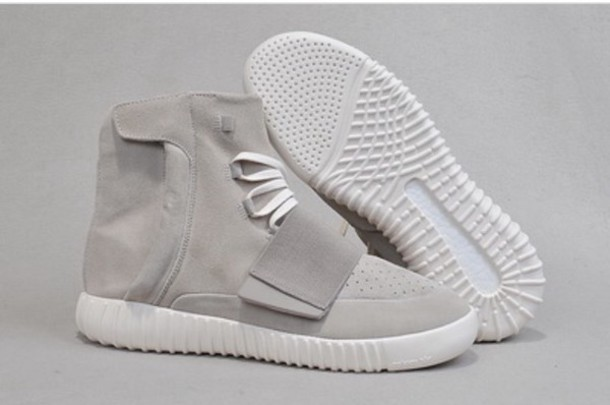 4a9c8c4d2716b shoes yeezy grey adidas yeezy boost 750 high top sneakers