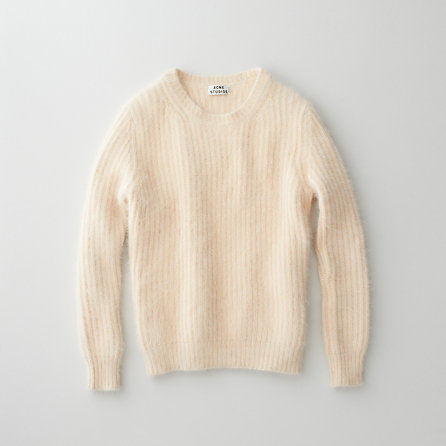 Acne Rakel Rib Sweater | Women's Sweaters | Steven Alan
