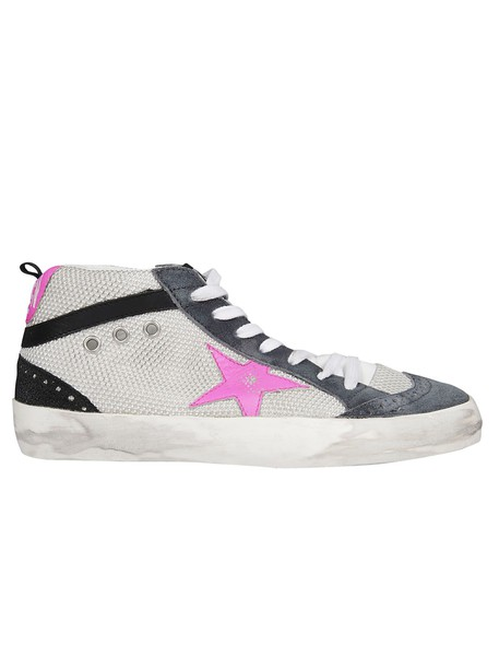 Golden goose sneakers multicolor shoes