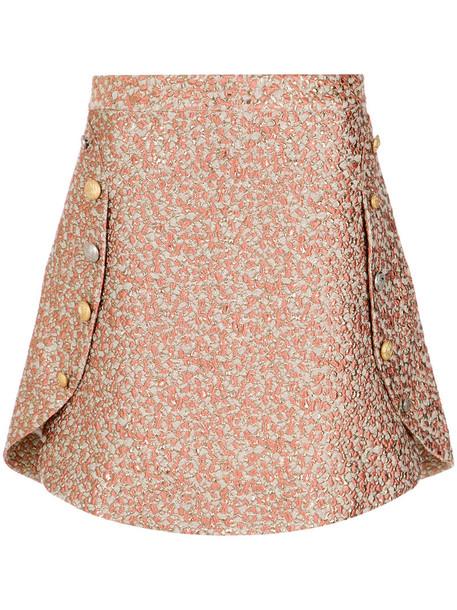 Olympiah skirt mini skirt mini women cotton