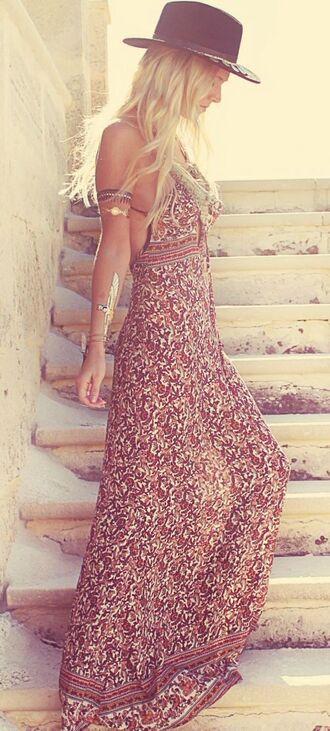 dress clothes boho boho dress maxi dress boho chic boho style pretty dress maxi open back dresses dresses long dresses maxis