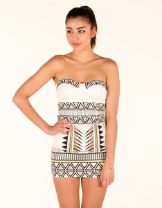dress aztec print ustrendy ustrendy dress aztec print dress bodycon