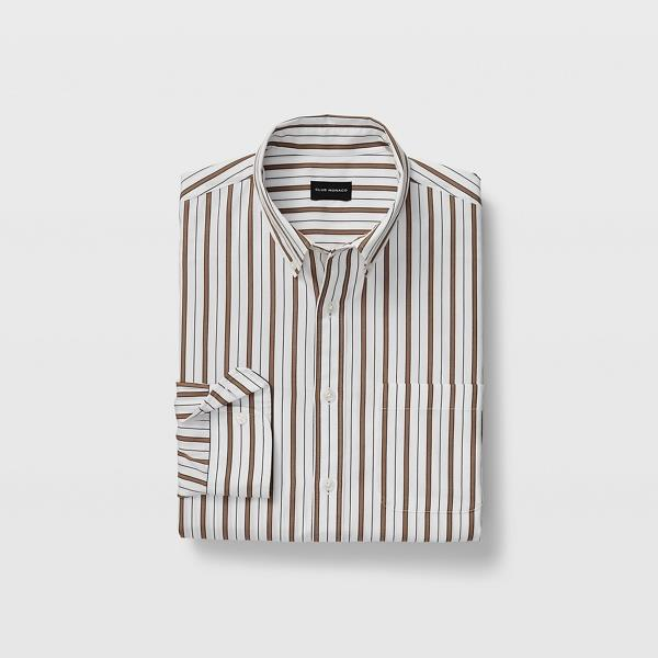 Slim Winter Stripe Shirt