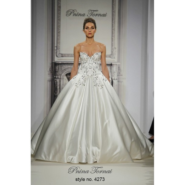 dress Pnina Tornai prom dress designer bag evening dress