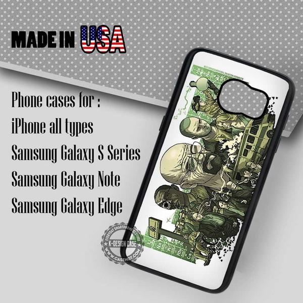 Samsung S7 Case - Breaking Bad Art - iPhone Case #SamsungS7Case #BreakingBad #yn