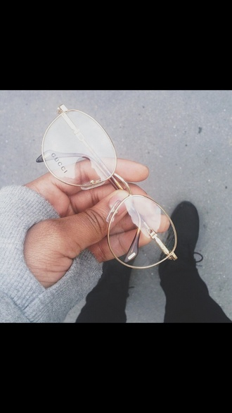 sunglasses glasses vintage glasses jewels large frame gucci modern indie dope dope shit hipster grunge rose gold eyewear eyeglasses women gucci woman luxury gold glasses vintage gucci sunglasses accessories girl