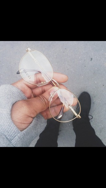sunglasses glasses vintage glasses jewels large frame gucci modern indie dope dope shit hipster grunge rose gold eyewear eyeglasses women gucci woman luxury gold glasses vintage gucci sunglasses accessories women girl