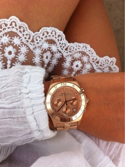 jewels marc jacobs watch shorts