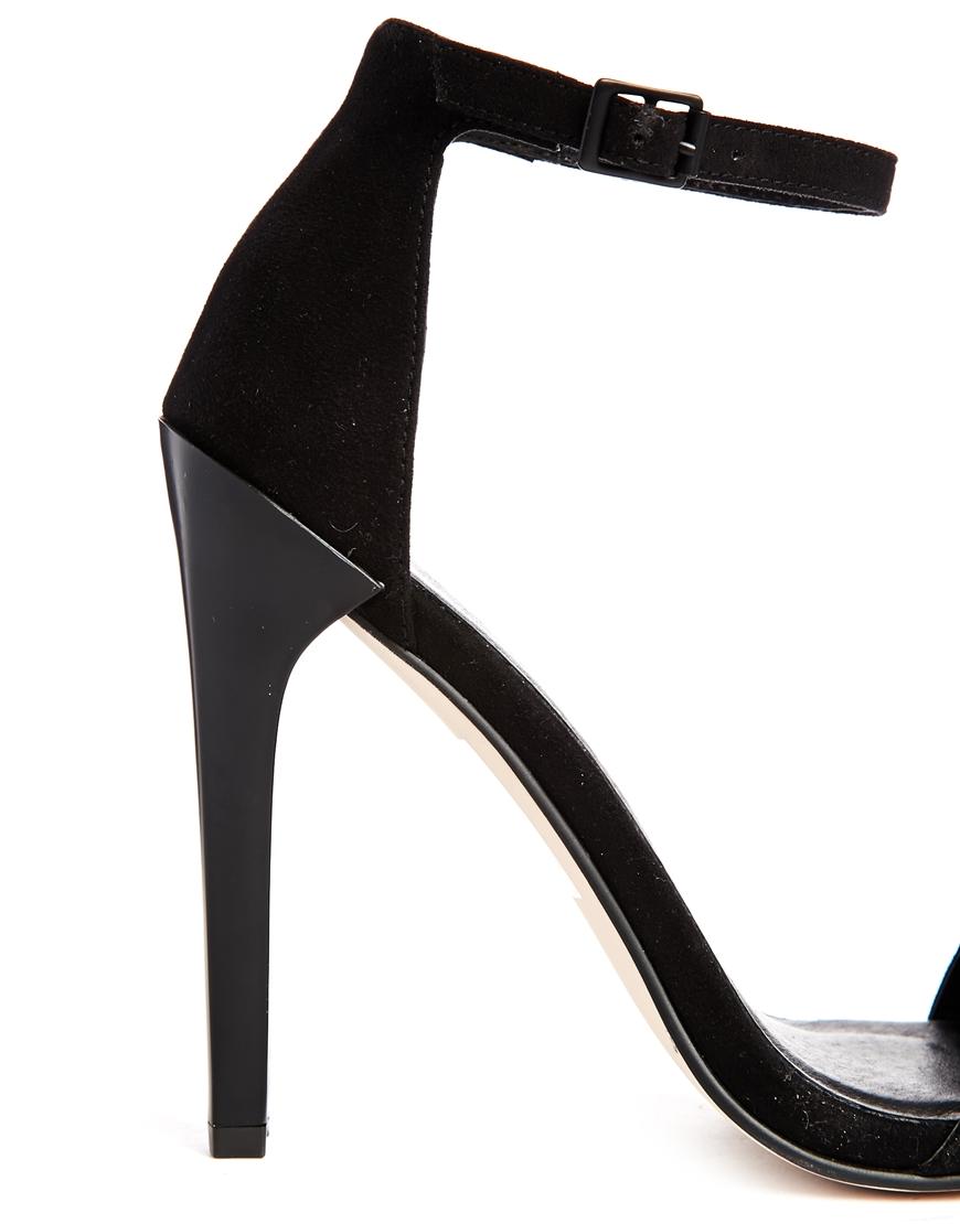 ASOS HIGHBURY Heeled Sandals at asos.com