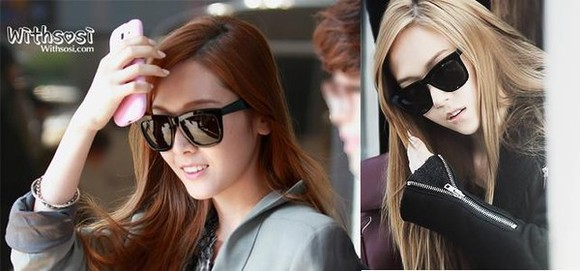 wayfarer sunglasses black sunglasses oversized sunglasses K-pop black