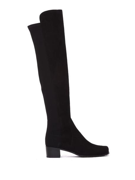 Stuart Weitzman The Reserve Black Boots