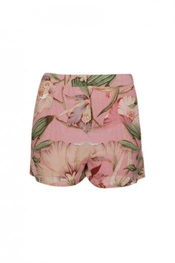 Waist pink shorts [nrps0048]
