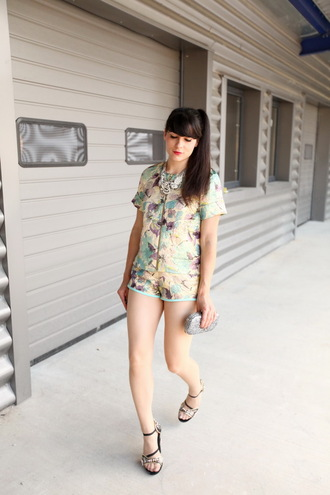 shorts bag shoes jewels the cherry blossom girl jacket