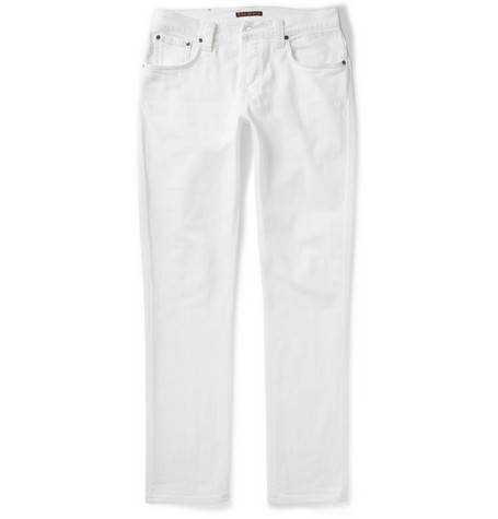 Nudie Jeans - Grim Tim Slim-Fit Organic Denim Jeans | MR PORTER