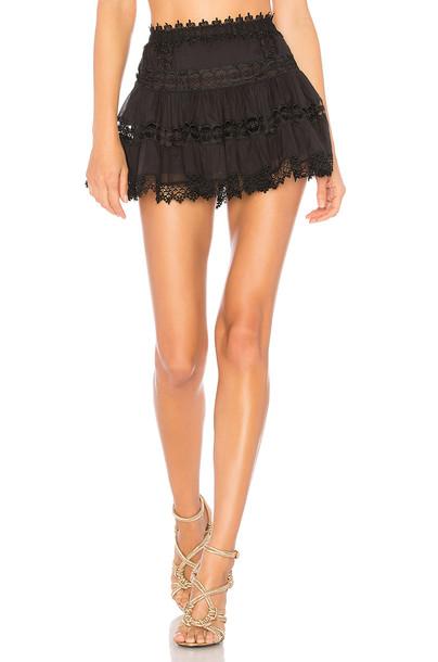 Charo Ruiz Ibiza skirt black
