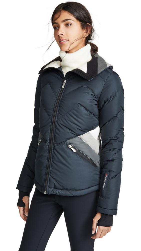Perfect Moment Apres Duvet Jacket in black