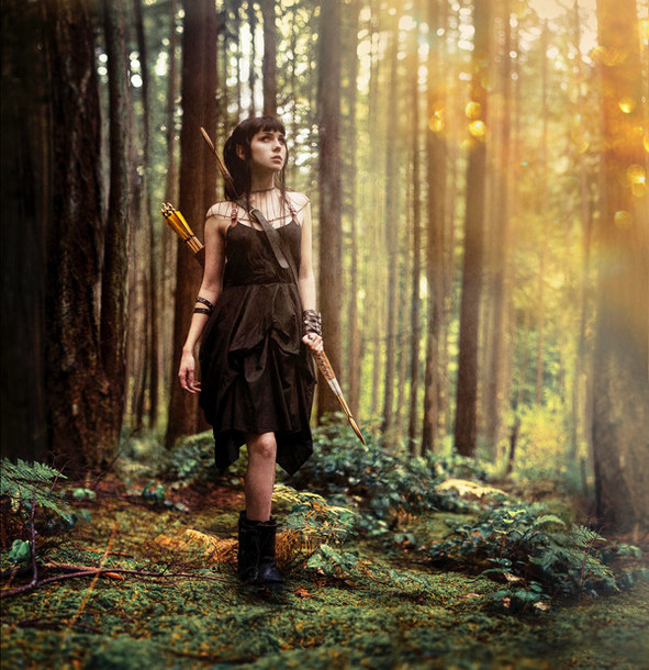 Forest girls foto 66