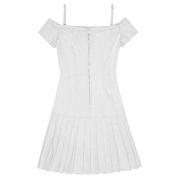 Antipodium Alsensation Dress in Silver