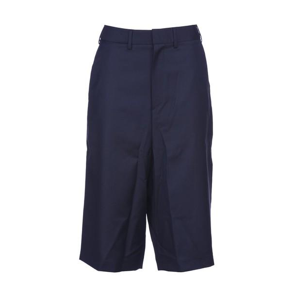 Vetements shorts navy