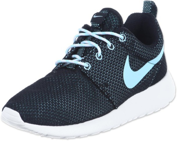 d251f07ab959 shoes nike glacierice glacier ice black size six and a half nike roshe run  nike roshe