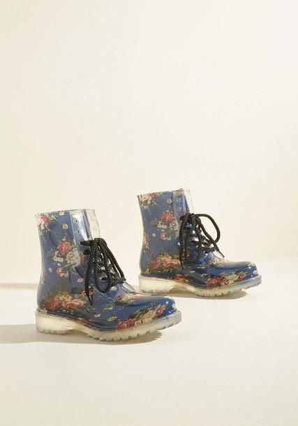 Rendition lace navy shoes