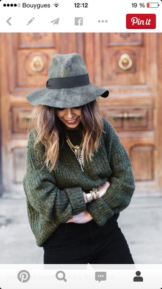 shirt knitwear pinterest hat kaki sweater fashion style pullover want this so bad help?!?!