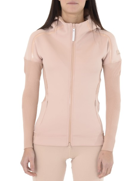 ADIDAS BY STELLA MCCARTNEY hoodie pink sweater